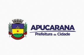 Câmara de Apucarana – PR abre concurso público