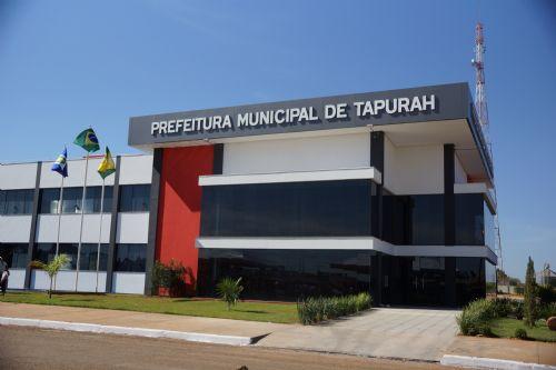 Concurso Prefeitura de Tapurah - MT