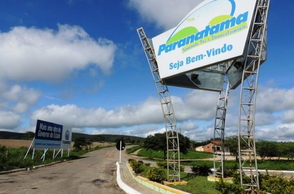 Concurso Paranatama - PE