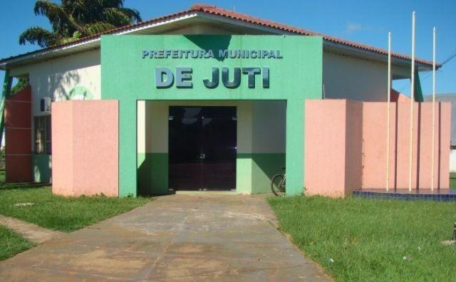 Concurso Juti - MS