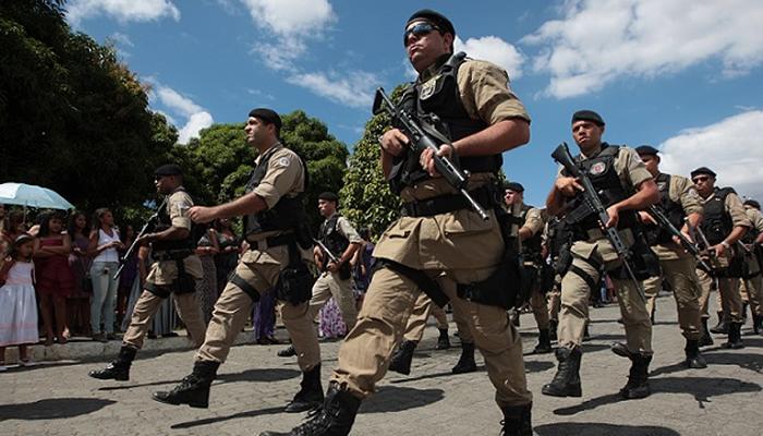 Concurso Polícia Militar - PMBA