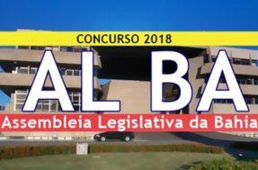 Concurso Assembleia Legislativa da Bahia (ALBA)