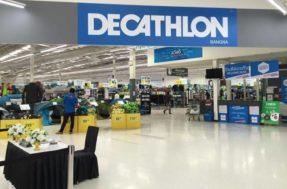 Decathlon recruta profissionais para diversas unidades do país!